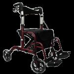 walker/wheelchair combination
