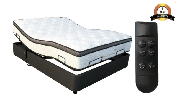 Split Queen Adjustable Bed >> Ultimate Flex Adjustable Bed Split Queen