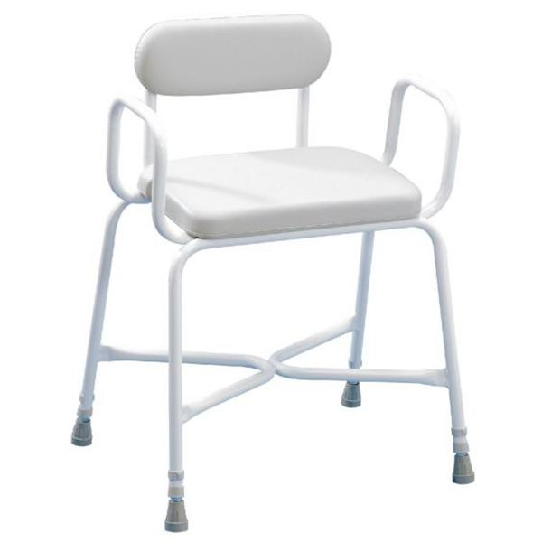 Homecraft-Sherwood-Plus-Bariatric-Shower-Stool-Padded-Seat-Arms-and-Padded-Back-(PAT-091156694)