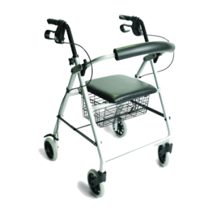 Extra Wide Deluxe Walker